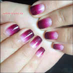 Покрытие Shellac Cnd Ombre